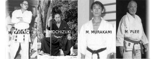 Histoire du Nihon Tai Jitsu