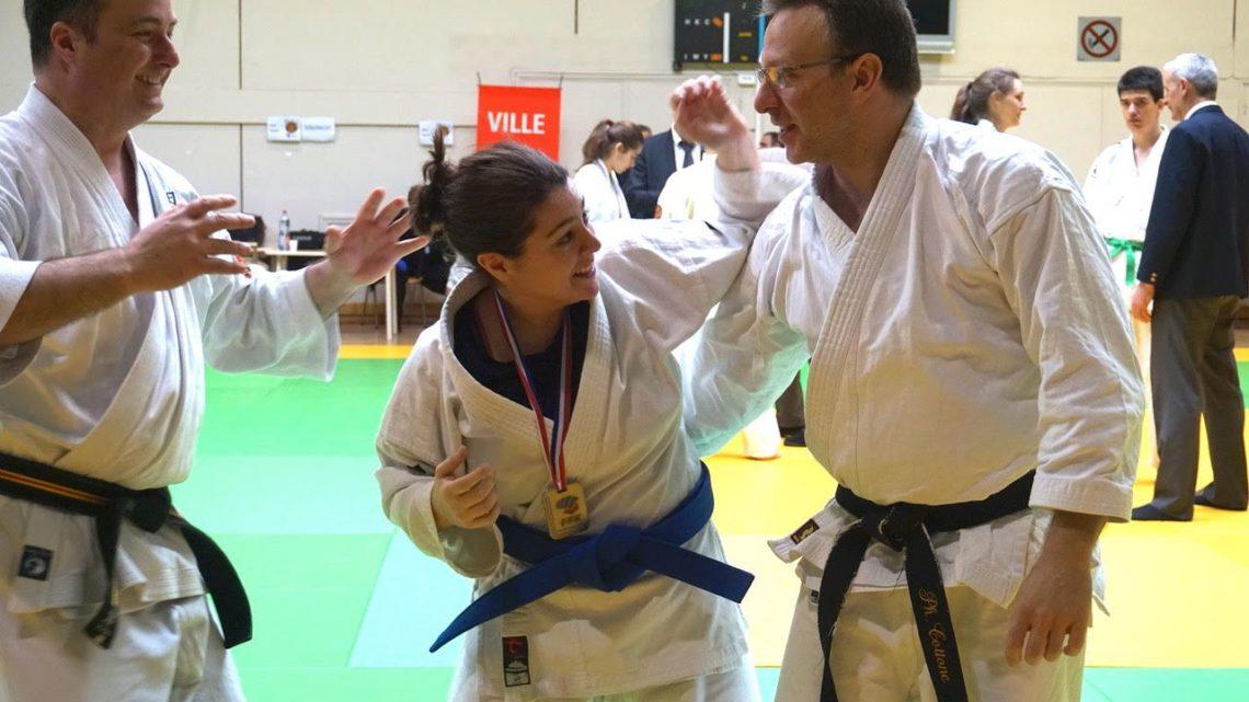Coupe de France de Nihon Tai Jitsu