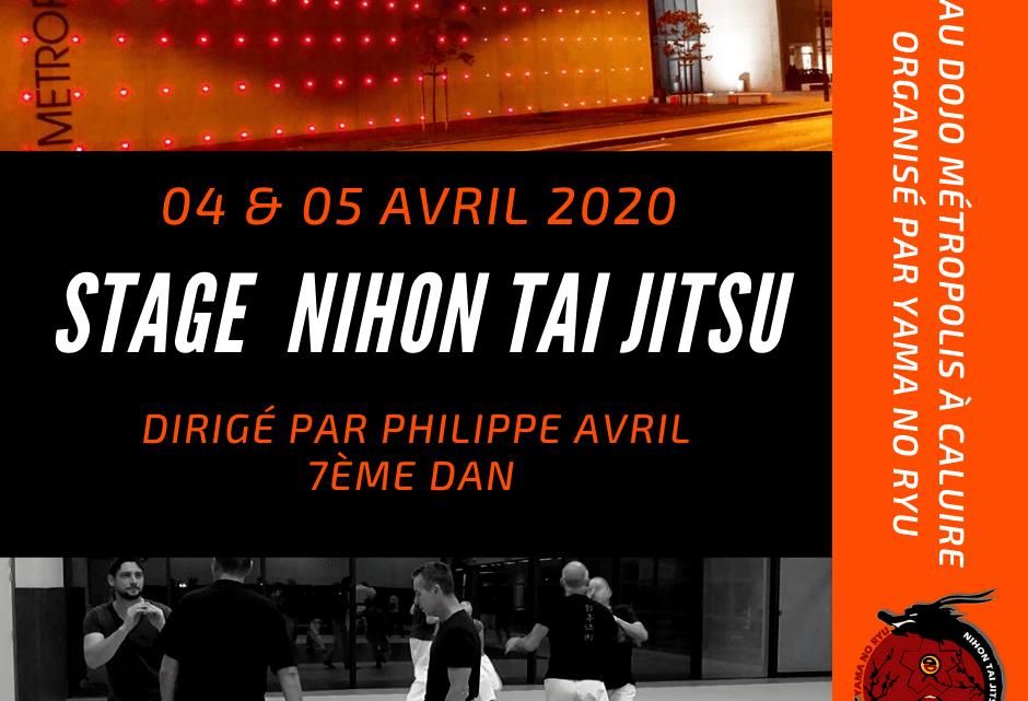 Stage du 04 et 05 avril