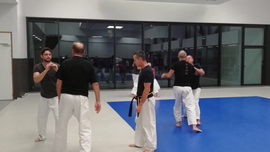 Lieu et horaires des entraînements